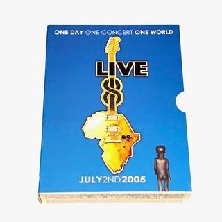 LIVE 8【初回出荷限定価格】【DVD】(ミュージック)