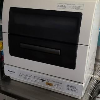 パナソニック(Panasonic)のPanasonic 食器洗い乾燥機 NP-TR5 2012年製(食器洗い機/乾燥機)