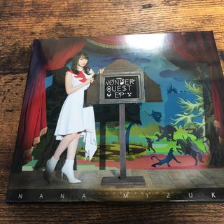 水樹奈々 WONDER QUEST EP(その他)