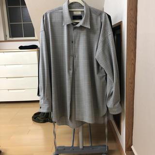 アンユーズド(UNUSED)のtoironier オーバーサイズ シャツ (シャツ)