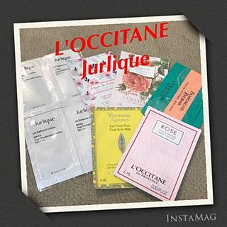 ジュリーク(Jurlique)のL'OCCITANE ロクシタン Jurlique ジュリーク@サンプル 試供品(サンプル/トライアルキット)