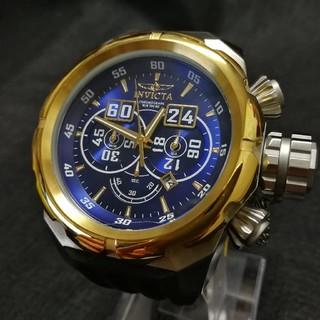 インビクタ(INVICTA)の新品送無 ビッグフェイス invicta ロシアンダイバー セイコークォーツ(腕時計(アナログ))