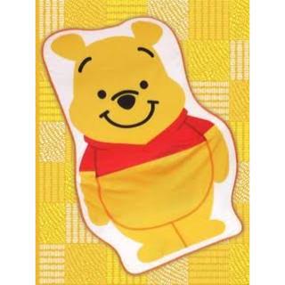 ★新品★くまのプーさん プレミアムビッグダイカットブランケット(毛布)