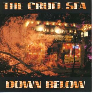 送料無料☺The CRUEL SEA - Down Below(ポップス/ロック(洋楽))