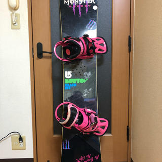 バートン(BURTON)のスノーボード Burton CLASH(ボード)
