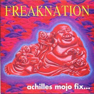 送料無料☺FREAKNATION - Achilles Mojo Fix(ポップス/ロック(洋楽))