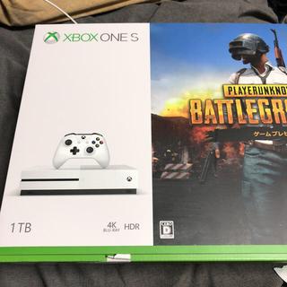 エックスボックス(Xbox)のxbox one s 1TB 中古 特典なし(家庭用ゲーム機本体)