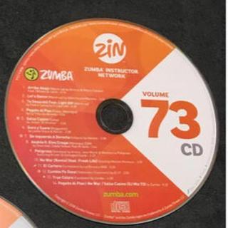 ズンバ(Zumba)のZUMBA zin73 CD(クラブ/ダンス)