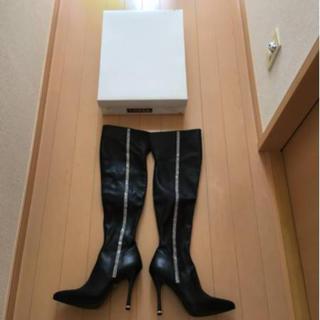コメックス(COMEX)の新品未使用✨安室ちゃん愛用ファン必見❣️Comex✨ニーハイ ブーツ✨プレミア✨(ブーツ)