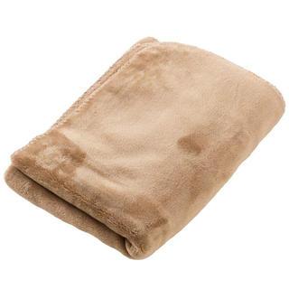 ひざ掛け fondan 毛布 ブランケット プレミアムマイクロファイバー (毛布)