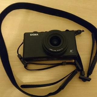 シグマ(SIGMA)のシグマ dp1x (コンデジ 、SIGMA)(コンパクトデジタルカメラ)