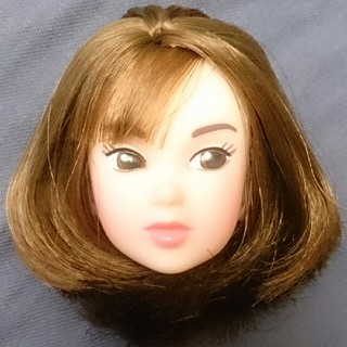 momoko doll 軽やかトロット モモコドールヘッドのみ