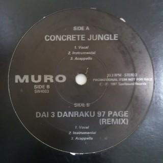 MURO(ターンテーブル)