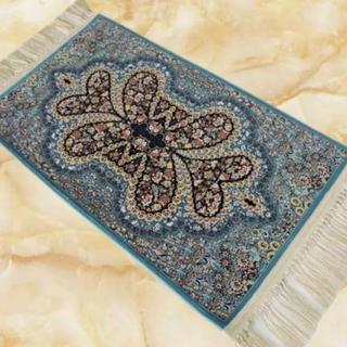 高密度150万ノット/ウィルトン織りペルシャ絨毯/美しい色柄の高級玄関マット(玄関マット)