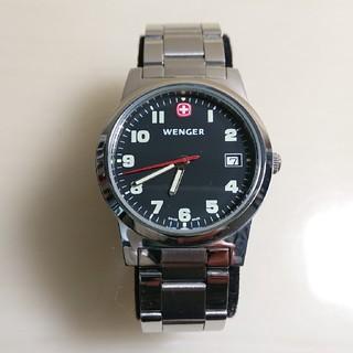 ウェンガー(Wenger)のWENGER(ウェンガー)ユニセックス(腕時計(アナログ))
