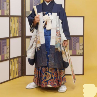 七五三 5歳児 袴(和服/着物)