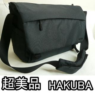 ハクバ(HAKUBA)のカメラバック【L】・HAKUBA・メッセンジャーバック(ケース/バッグ)