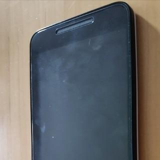 エルジーエレクトロニクス(LG Electronics)のnexus5x 32GB(スマートフォン本体)
