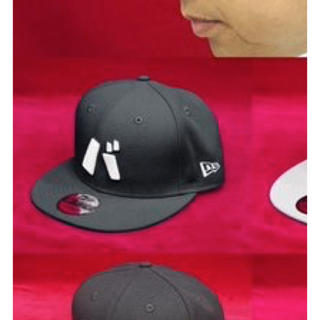 ニューエラー(NEW ERA)のバナナマン キャップ 帽子(お笑い芸人)