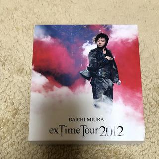 """「三浦大知/DAICHI MIURA""""exTime Tour 2012""""」(ミュージック)"""
