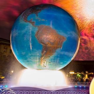 ディズニー(Disney)のディズニーシー ニューイヤーズイブ カウントダウン チケット2019(遊園地/テーマパーク)