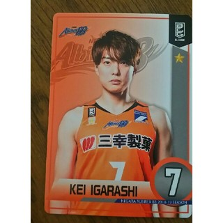 B.LEAGUE スマコレ 五十嵐圭(バスケットボール)