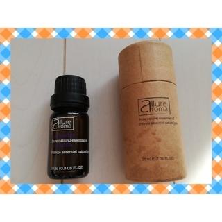 アヴェダ(AVEDA)のallure aroma 精油アロマオイル ラベンダー10ml(エッセンシャルオイル(精油))
