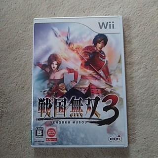 コーエーテクモゲームス(Koei Tecmo Games)のWii 戦国無双3 (家庭用ゲームソフト)