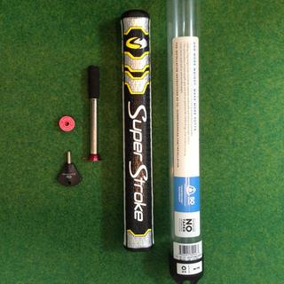 Super Stroke スーパーストローク 3.0 カウンターコア 黄/黒(その他)