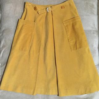 イーリーキシモト(ELEY KISHIMOTO)のELEY KISHIMOTO コーディロイスカート(ひざ丈スカート)