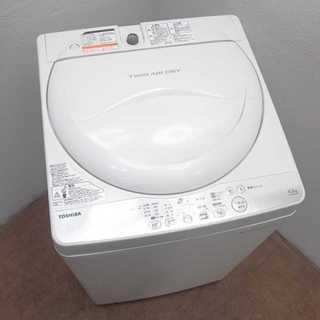 高年式2014年製 良品 東芝 4.2kg 洗濯機 ES34(洗濯機)