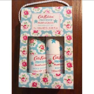 キャスキッドソン(Cath Kidston)の新品 未使用 Cath Kidstone シャワーギフトセット(ボディローション/ミルク)