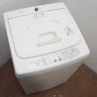 東芝 オーソドックスタイプ洗濯機 4.2kg ES68(洗濯機)
