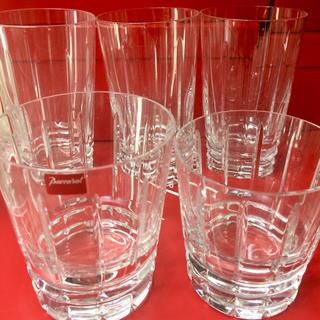バカラ(Baccarat)のバカラ アルルカン 5点セット(グラス/カップ)