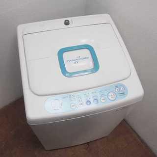 東芝 ツインエアードライ 4.2kg 洗濯機 FS16(洗濯機)