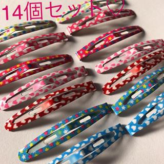 新品 パッチンピン まとめ売り 子供 レディース セット セール(ファッション雑貨)