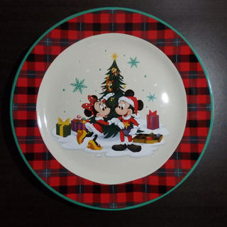 ディズニー(Disney)のミッキープレート&コップセット(食器)
