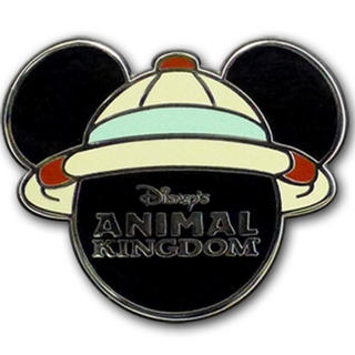 Disney - アニマルキングダム/ミッキー ピンバッチ