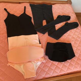 ニシマツヤ(西松屋)のマタニティ セット インナー ソックス パンツ 黒 グレー ピンク(マタニティ下着)