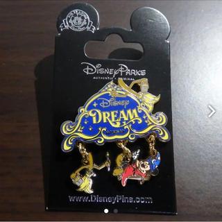 Disney - ディズニークルーズ ドリーム号限定ピンバッジ