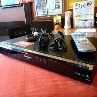 パナソニック(Panasonic)のパナ DMR-XW300 4倍録  2番組W録画 500GB 美品❗フルセット❗(DVDレコーダー)