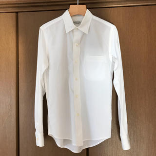 アンユーズド(UNUSED)のUNUSED SHIRT US0528 白シャツ 1 アンユーズド(シャツ)