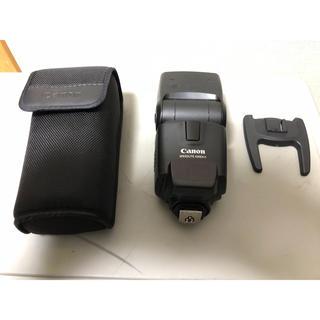 キヤノン(Canon)のCanon 430 EX Ⅱ(ストロボ/照明)
