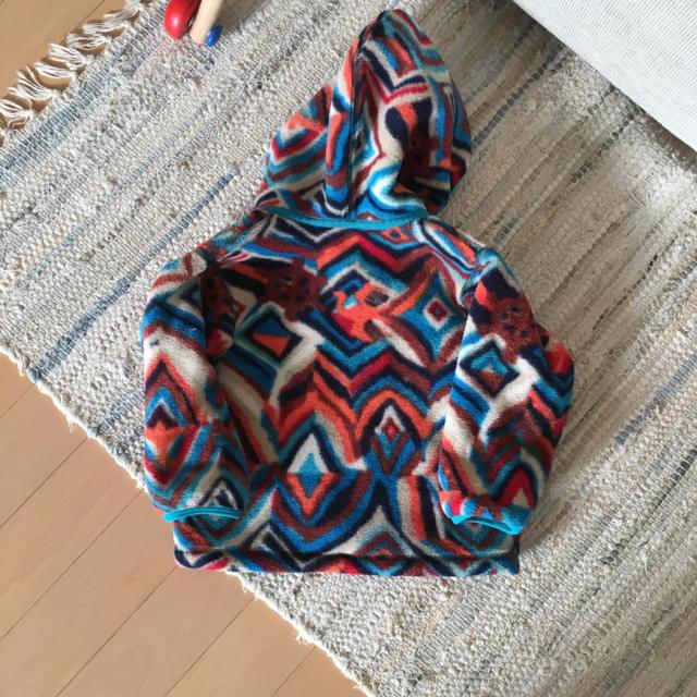 patagonia(パタゴニア)のえにmama様専用 キッズ/ベビー/マタニティのベビー服(~85cm)(ジャケット/コート)の商品写真