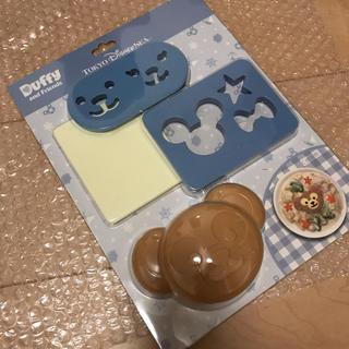 Disney - 新品 ディズニーシー ダッフィー  ごはん型抜き