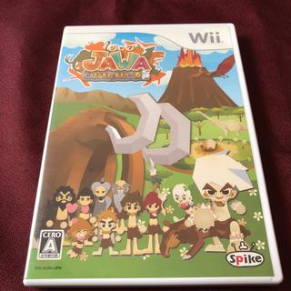 ウィー(Wii)のwii   jawa マンモスと秘密の石(家庭用ゲームソフト)