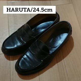 ハルタ(HARUTA)のHARUTA/ローファー24.5cm(ローファー/革靴)