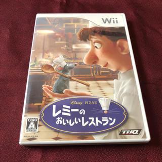 ウィー(Wii)のwii   レミーのおいしいレストラン(家庭用ゲームソフト)
