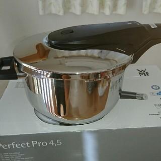 ヴェーエムエフ(WMF)のWMF圧力鍋パーフェクトプロ4.5(鍋/フライパン)