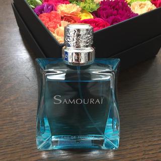 サムライ(SAMOURAI)のSAMOURAI オードトワレ メンズ(香水(男性用))